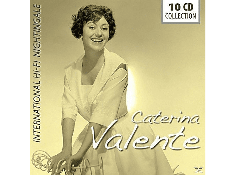 Caterina Valente - International Hi-Fi Nightingale [CD]