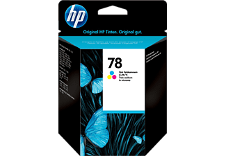 HP Tintenpatrone 78 Colour C6578D