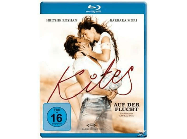 Kites - Auf der Flucht [Blu-ray]
