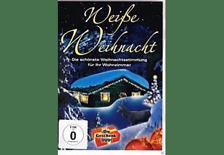 Weiße Weihnacht - Die schönste Weihnachtsstimmung für Ihr Wohnzimmer DVD