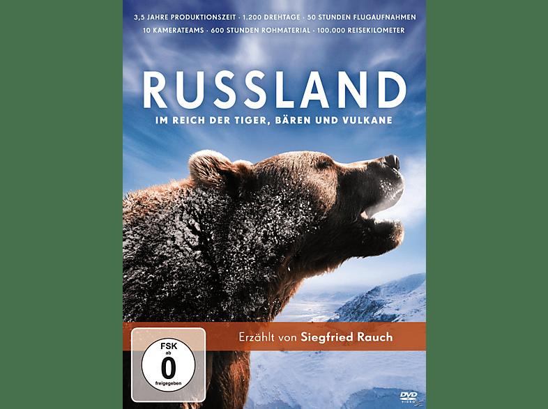 RUSSLAND - IM REICH DER TIGER BÄREN UND VULKANE [DVD]