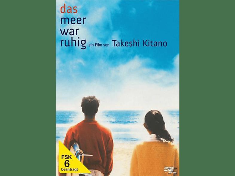 DAS MEER WAR RUHIG (OMU) [DVD]