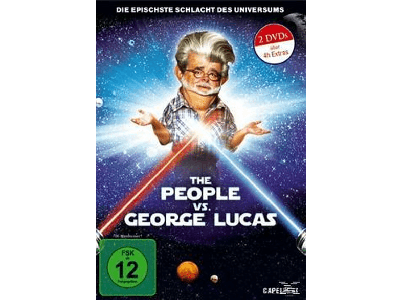 THE PEOPLE VS GEORGE LUCAS [DVD]