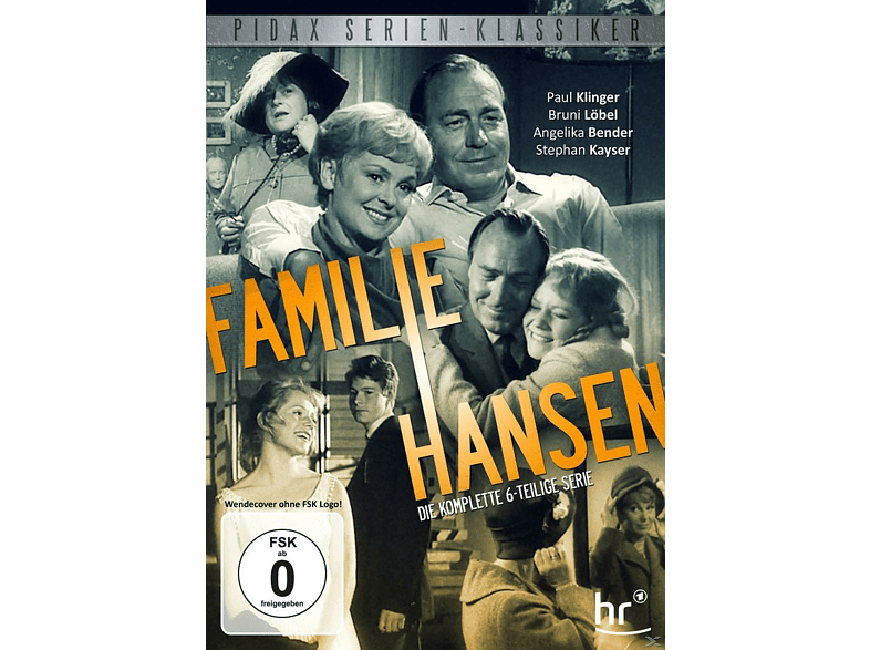 Familie Hansen [DVD]