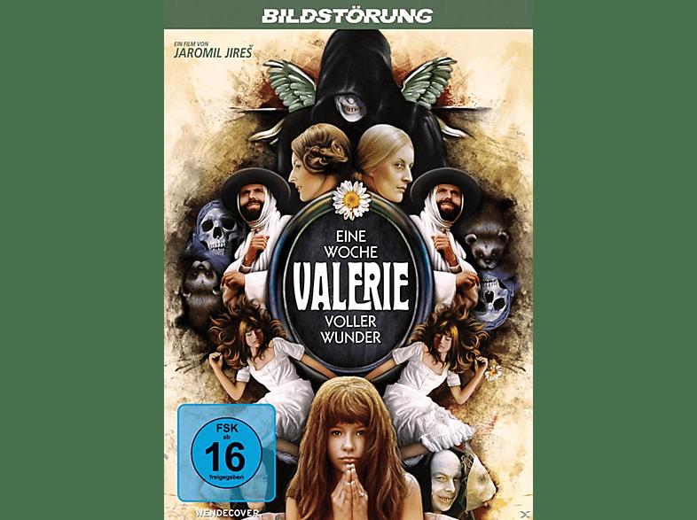 VALERIE - EINE WOCHE VOLLER WUNDER [DVD]