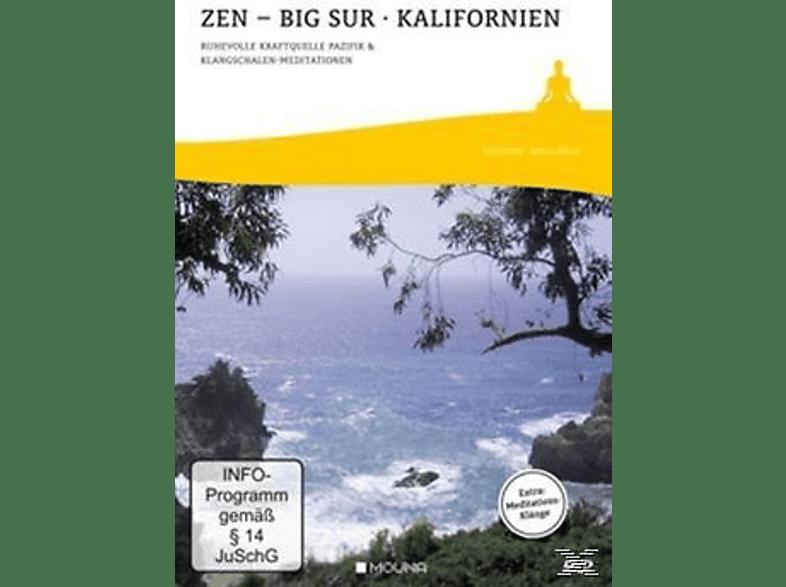 ZEN-BIG SUR-KALIFORNIEN-RUHEVOLLE KRAFTQUELLE PAZI [DVD]