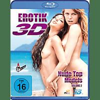Erotik 3D - Nude Topmodels [3D Blu-ray (+2D)]
