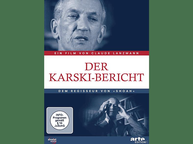 DER KARSKI-BERICHT [DVD]