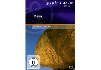 MANA-DIE MACHT DER DINGE-SPIRIT MOVIE EDITION II - (DVD)