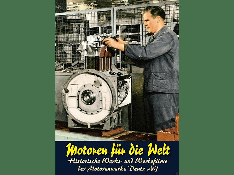 MOTOREN FÜR DIE WELT - NICOLA [DVD]