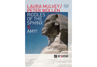 RIDDLES OF THE SPHINX & AMY - (DVD)