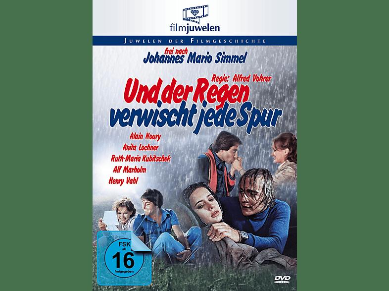 UND DER REGEN VERWISCHT JEDE SPUR [DVD]