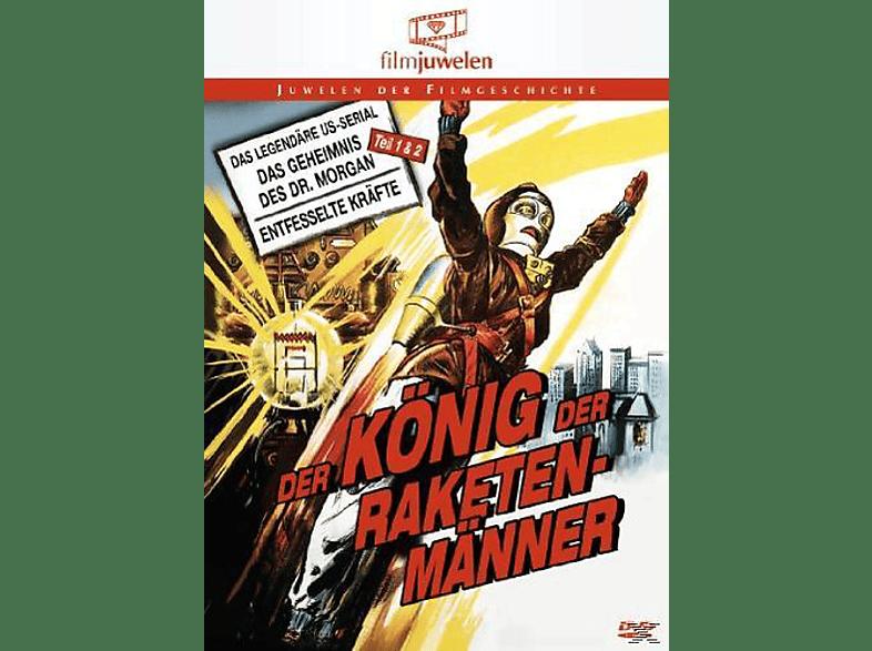 DER KÖNIG DER RAKETENMÄNNER [DVD]