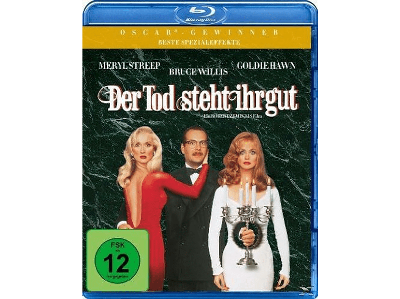 DER TOD STEHT IHR GUT [Blu-ray]