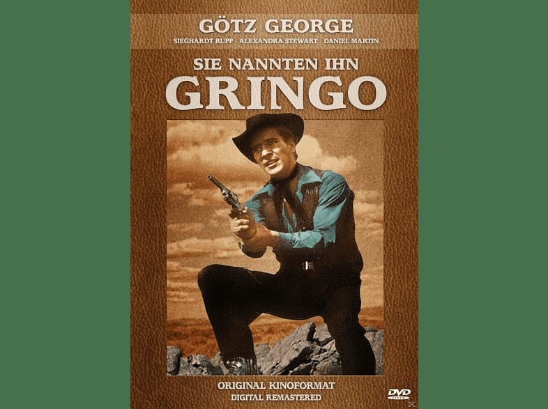 SIE NANNTEN IHN GRINGO (GÖTZ GEORGE) (FILMJUWELEN) [DVD]