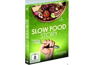 SLOW FOOD STORY DVD