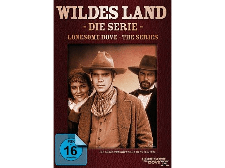 WILDES LAND - DIE SERIE [DVD]