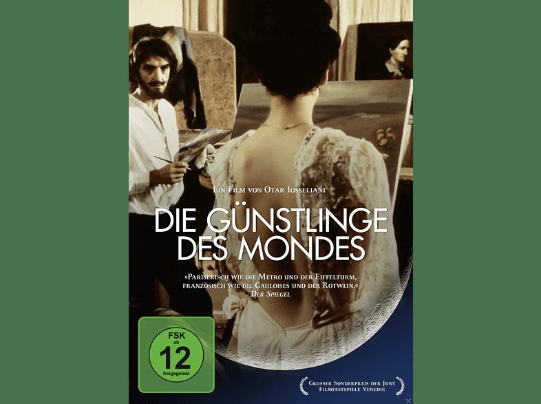 DIE GÜNSTLINGE DES MONDES [DVD]