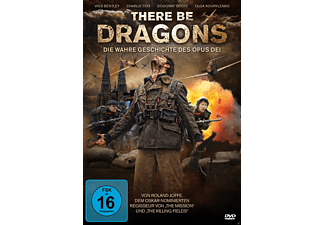 THERE BE DRAGONS - (DVD)
