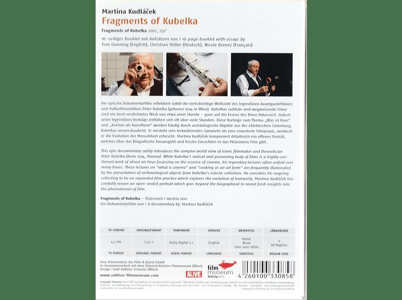 FRAGMENTS OF KUBELKA [DVD]