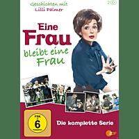 EINE FRAU BLEIBT EINE FRAU - GESCHICHTEN MIT LILLI [DVD]