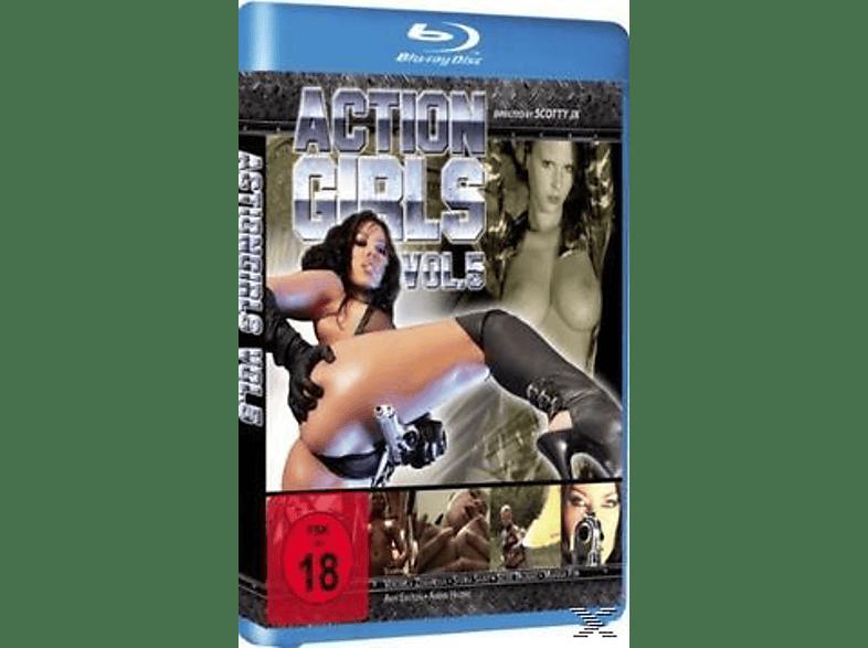 Actiongirls - Vol. 5 [Blu-ray]