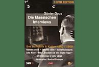 Günter Gaus - Die klassischen Interviews - Set B: Politik & Kultur 1963 - 1969 [DVD]