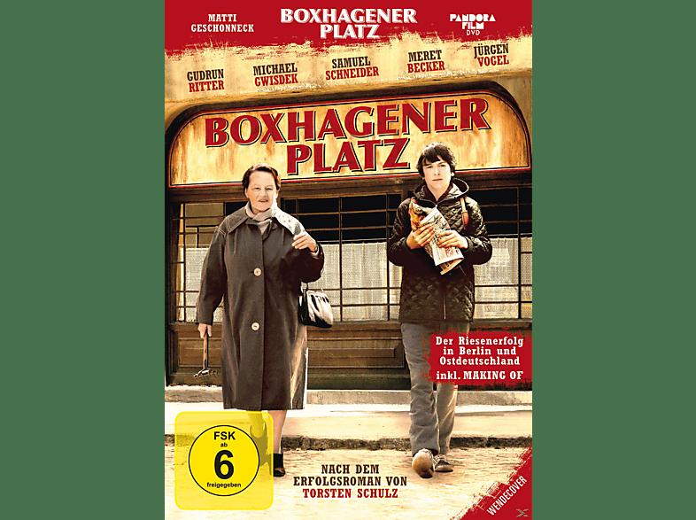BOXHAGENER PLATZ [DVD]