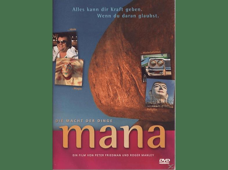 MANA - DIE MACHT DER DINGE [DVD]