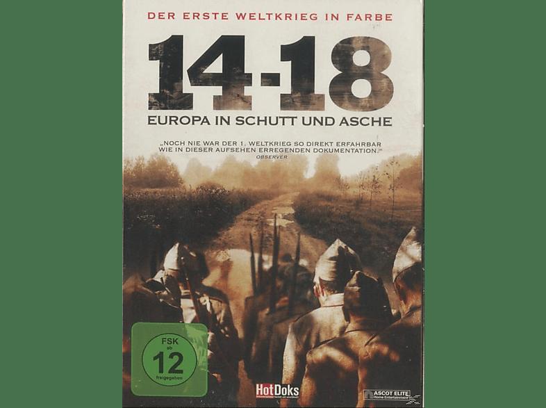 1914-1918 EUROPA IN SCHUTT UND ASCHE [DVD]