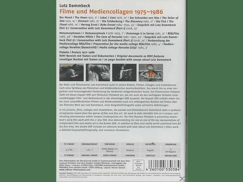 FILME UND MEDIENCOLLAGEN - EDITION FILMMUSEUM 38 [DVD]