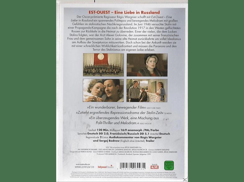 EST-OUEST - EINE LIEBE IN RUSSLAND [DVD]