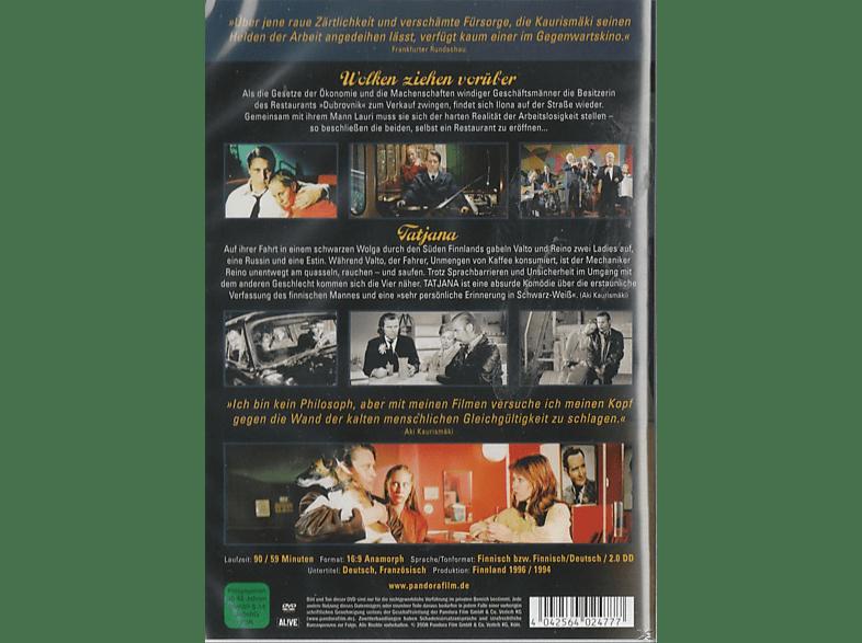 WOLKEN ZIEHEN VORÜBER/TATJANA [DVD]
