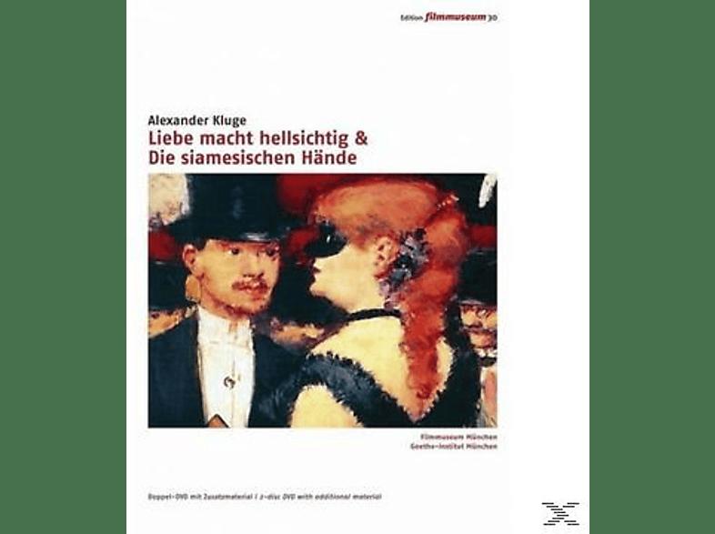 LIEBE MACHT HELLSICHTIG & DIE SIAMESISCHEN HÄNDE [DVD]