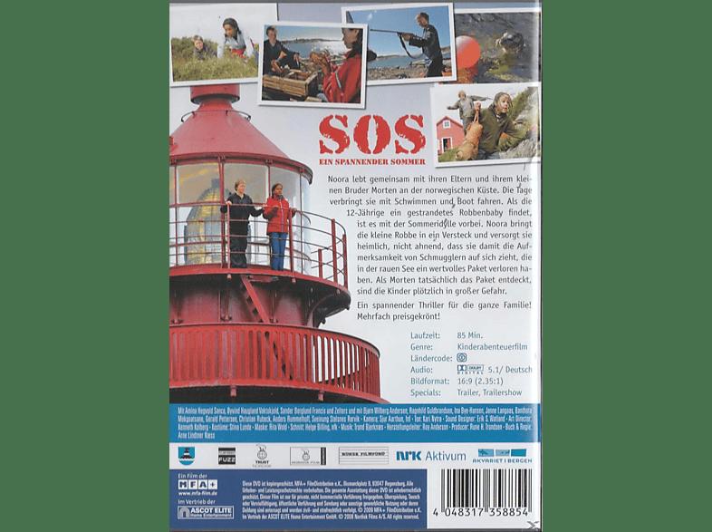 SOS - EIN SPANNENDER SOMMER [DVD]