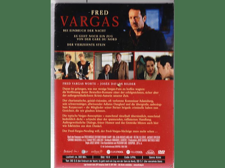 FRED VARGAS [DVD]