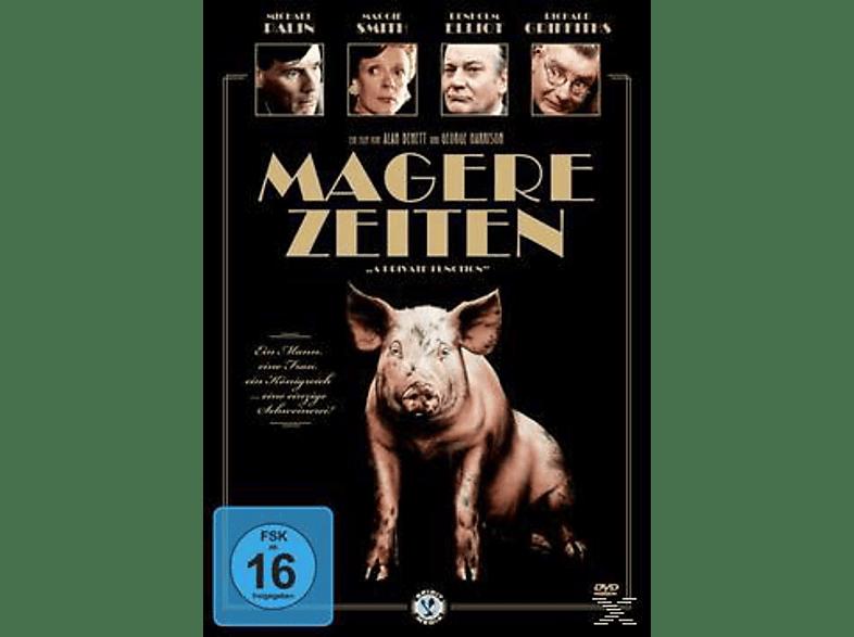 MAGERE ZEITEN - DER FILM MIT DEM SCHWEIN [DVD]