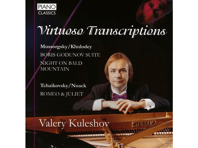 Valery Kuleshov - Virtuoso Transcriptions [CD]