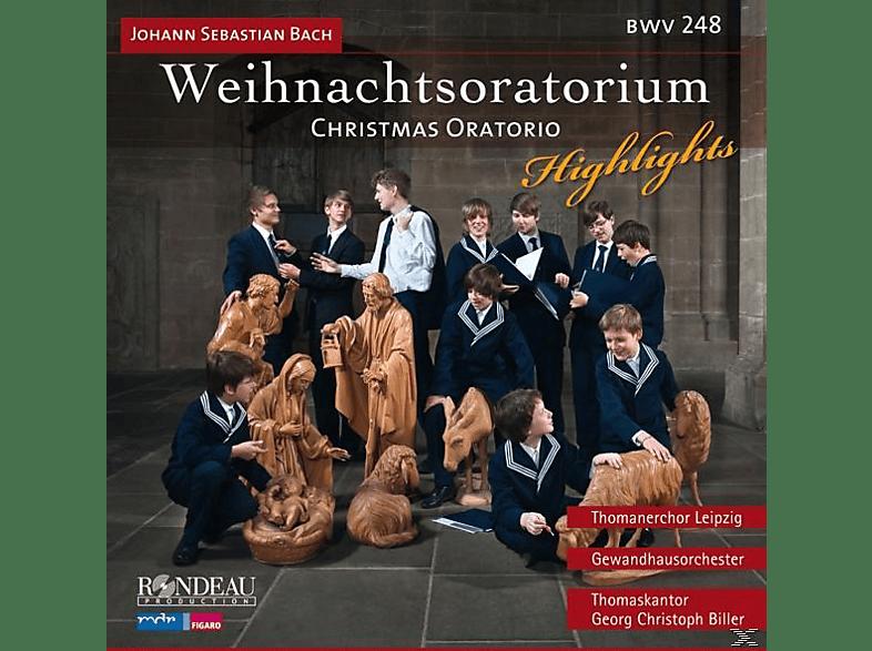 Biller/Thomanerchor Leipzig/Gewandhausorchester - Weihnachtsoratorium Highlights [CD]