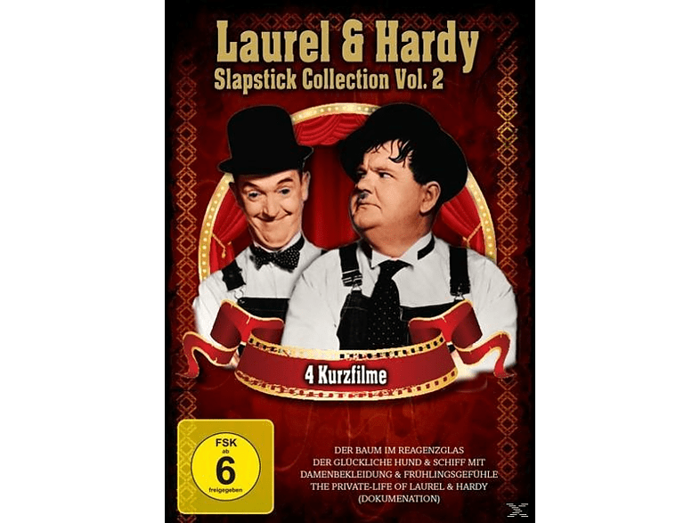 Slapstick Collection Vol.2 [DVD]