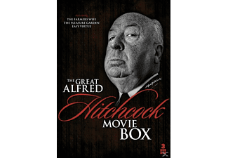 Alfred Hitchock - The Great Alfred-Movie Box DVD