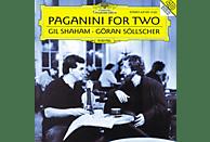 Göran Söllscher, Shaham,Gil & Söllscher,Göran - Werke Für Violine Und Gitarre [CD]