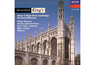 VARIOUS - The World Of King'singers - (CD)