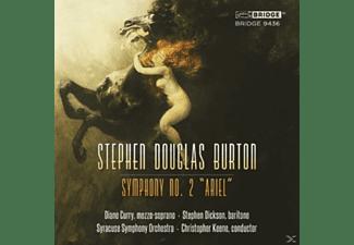 Christopher Syracuse Symphony Orchestra / Keene - Sinfonie 2  - (CD)