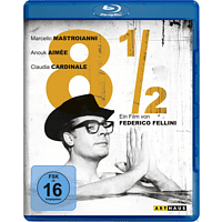 ACHTEINHALB [Blu-ray]