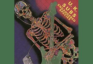 Uk Subs - Endangered Species  - (CD)