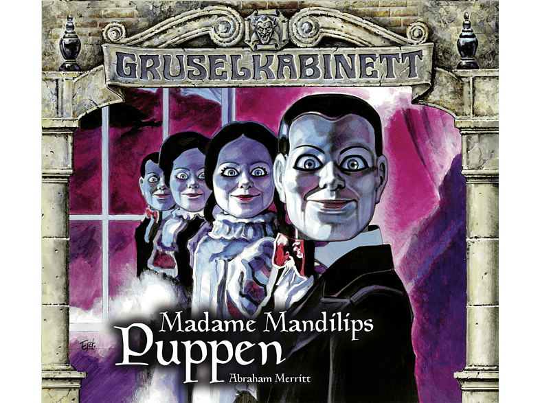 Various - Gruselkabinett 96 und 97: Madame Mandilips Puppen - (CD)
