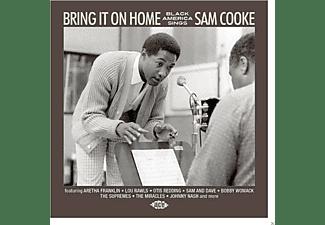 VARIOUS - Bring It On Home - Black America Sings Sam Cooke  - (CD)