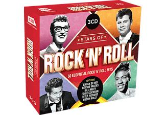 VARIOUS - Stars Of Rock'N'Roll  - (CD)