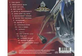 Udo - No Limits (Re-Release+Bonus)  - (CD)